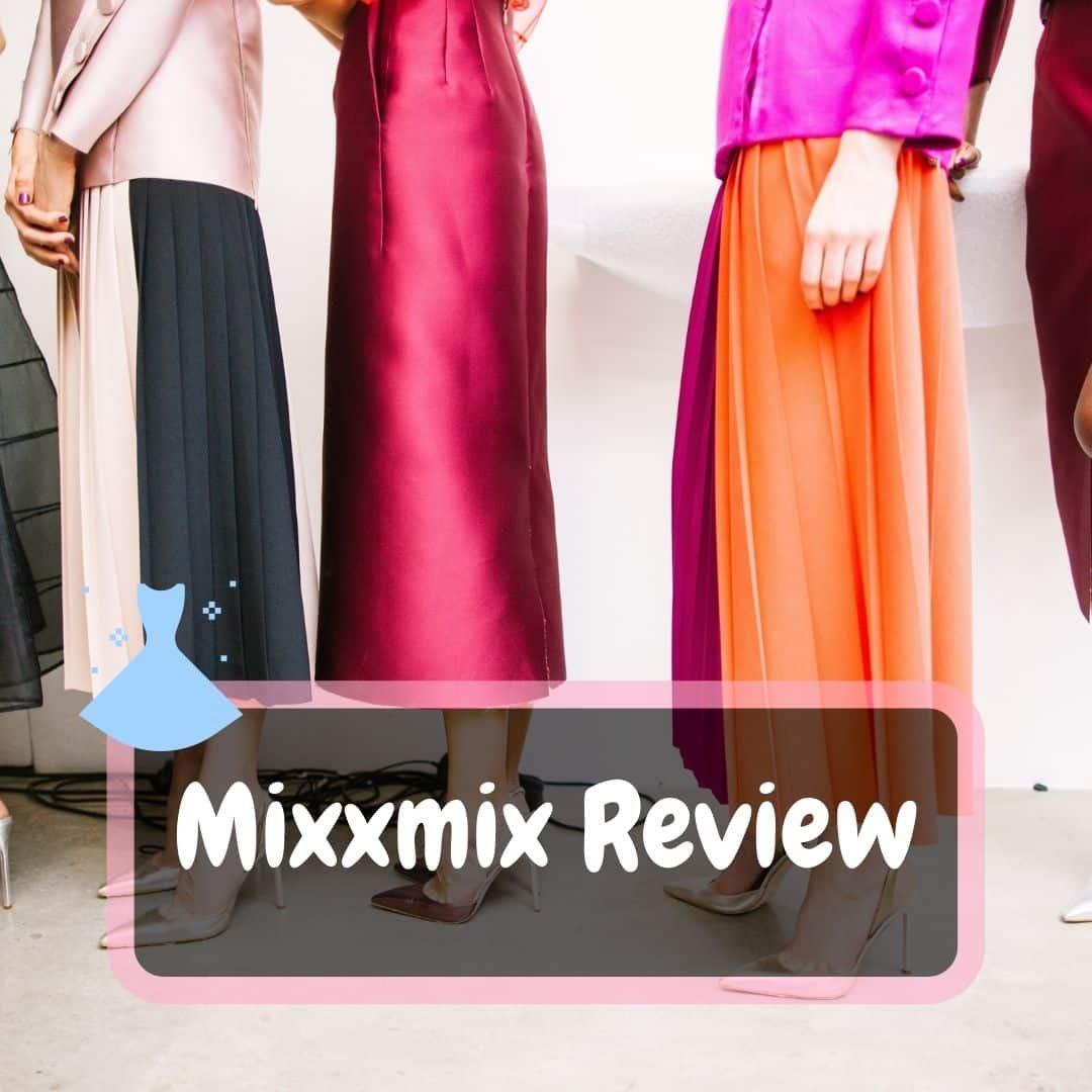 Mixxmix Review