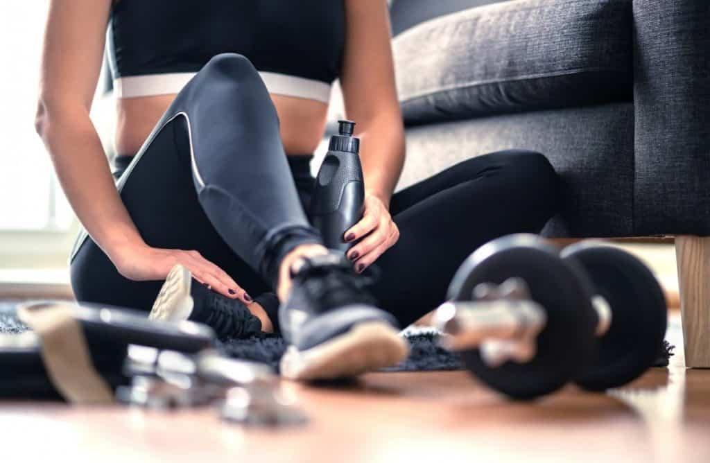 Jimin Workout Routine