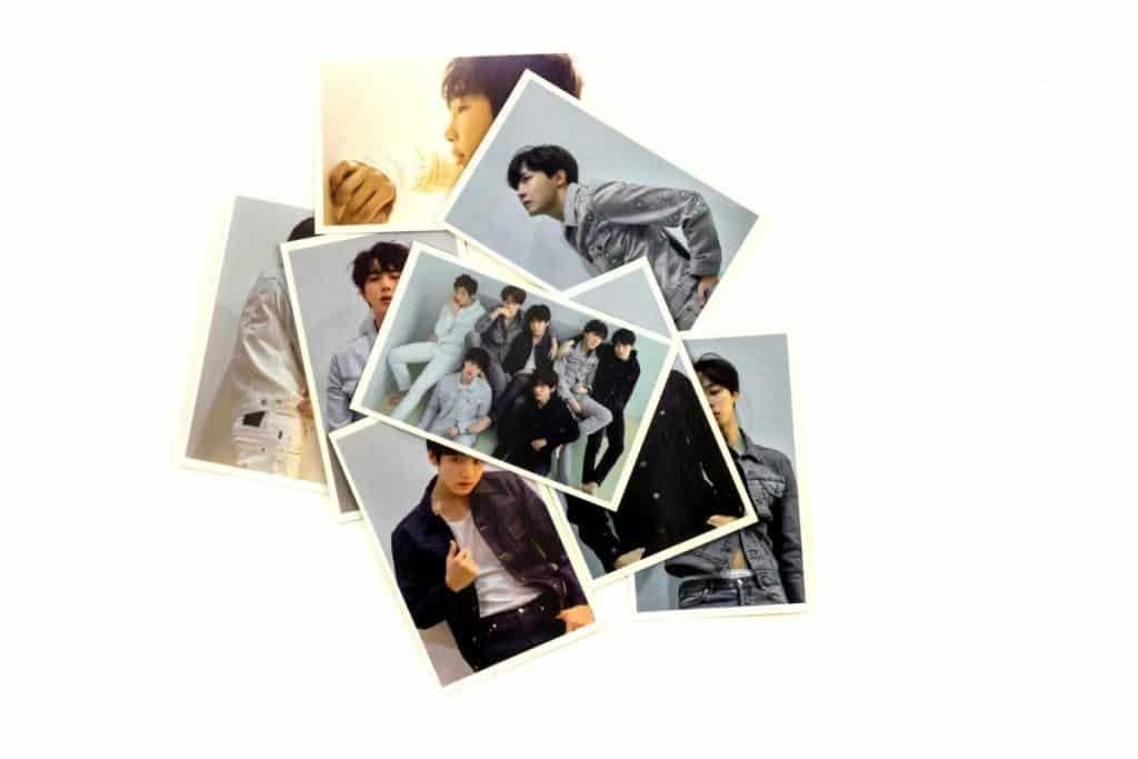 BTS Mini Album