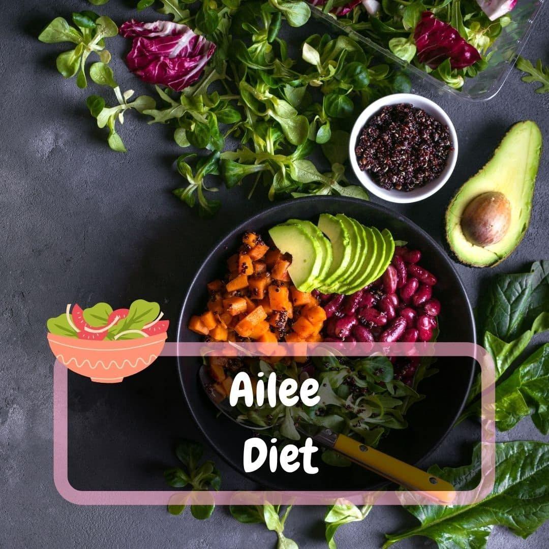 Ailee Diet