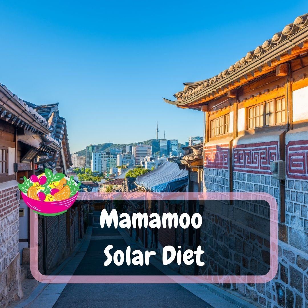 Mamamoo Solar Diet
