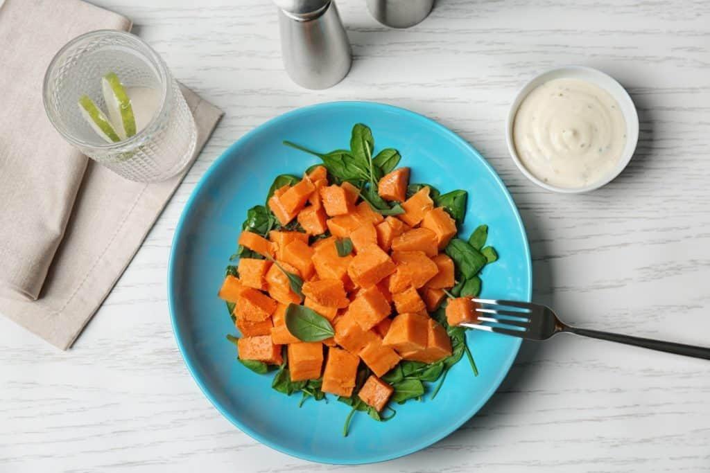 korean sweet potato diet