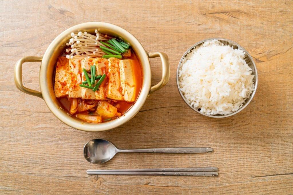 Is Korean Food Vegan