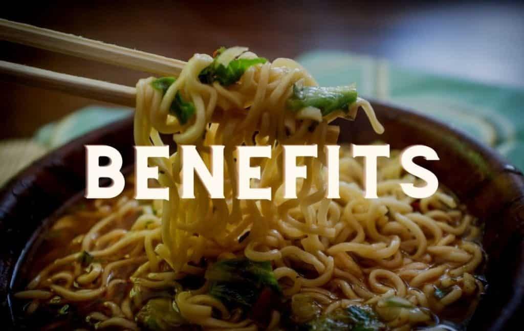 Benefits of A Ramen Diet