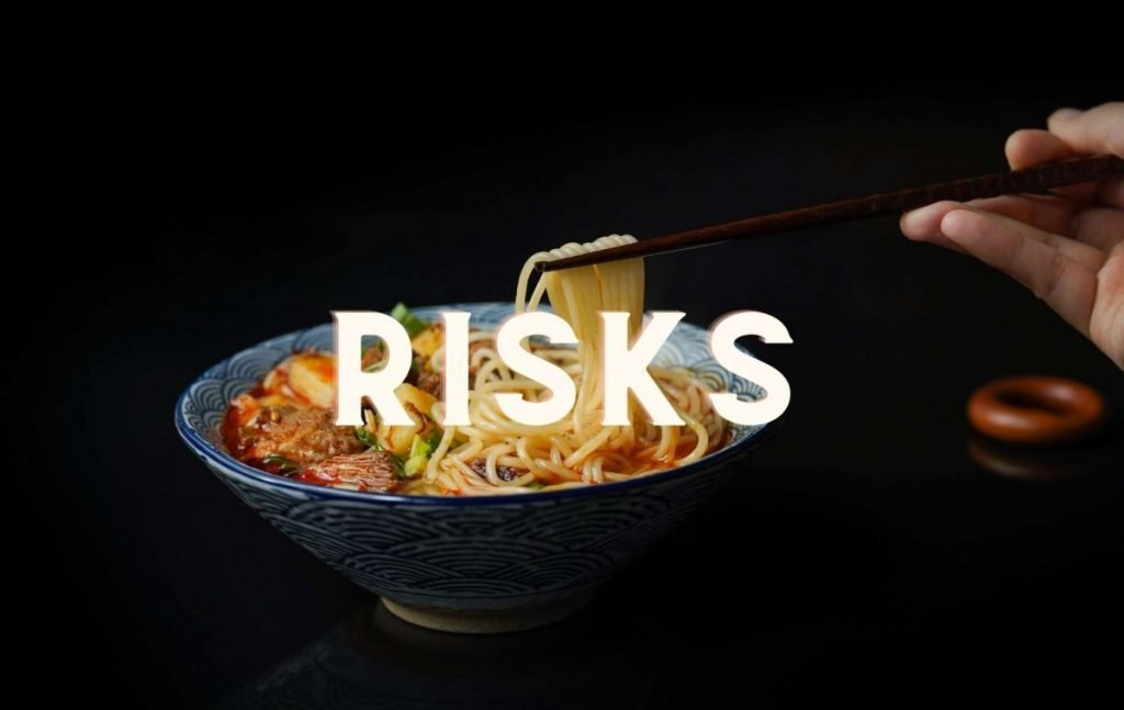 Risks of A Ramen Diet