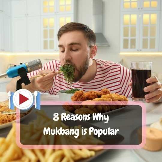 Reasons Why Mukbang is Popular