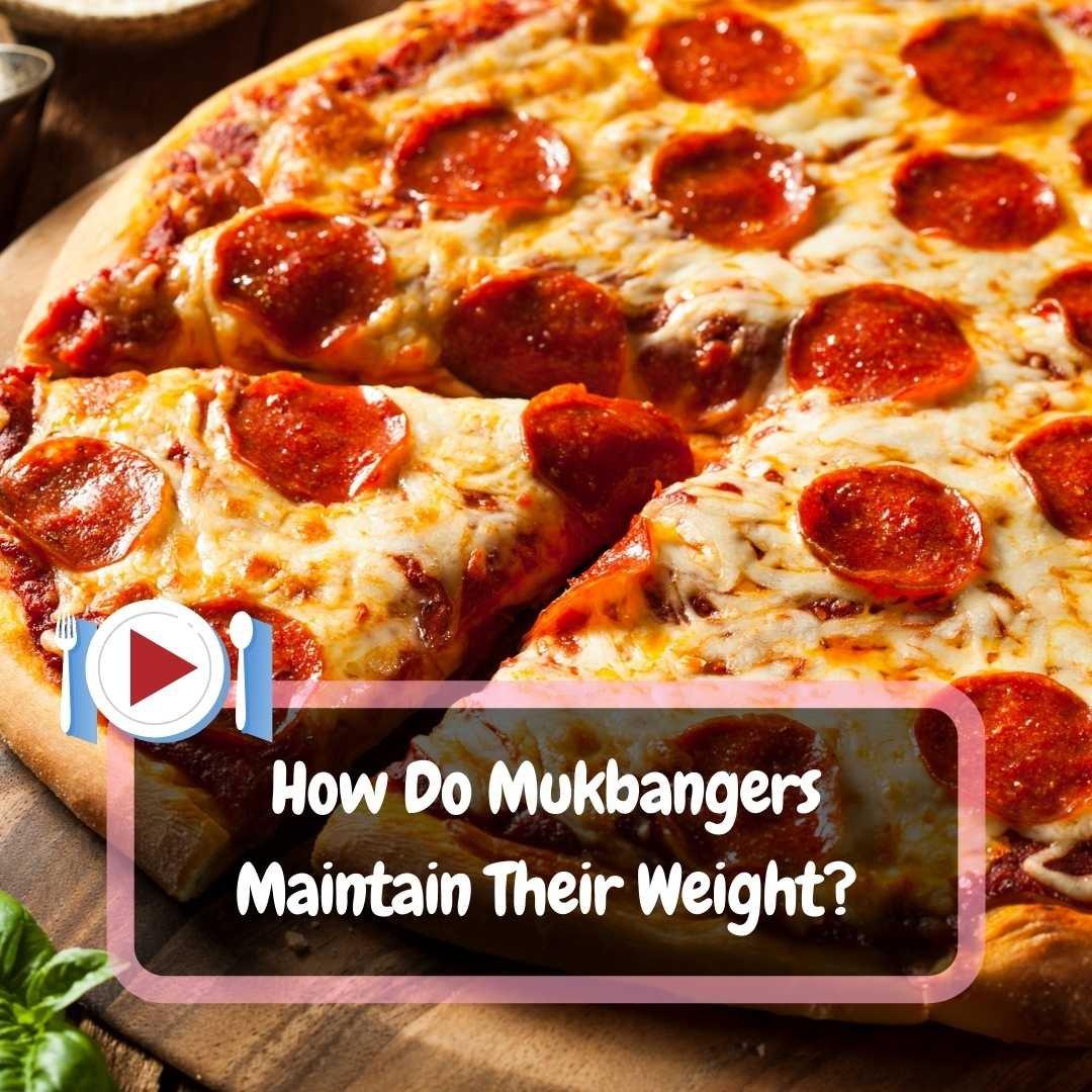 How Do Mukbangers Maintain Their Weight